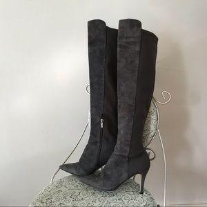 Ivanka Trump Atilla Over the Knee High Heel Boots